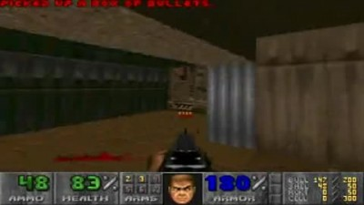 "Doom ""Speedrun. Nightmare skill (Episode 1)"""