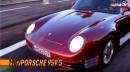 Project CARS 2 - выпуск первого автомобиля Porsсhe