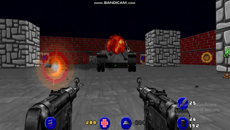 Brutal Wolfenstein FE версии 14 теперь доступна для скачивания