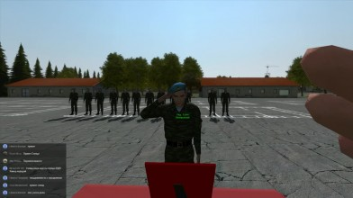 "Armed Assault 2 ""Виртуальная присяга. Отряд AS ВДВ. 18+"""