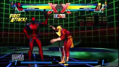 Все комбо Дэдпула в Ultimate Marvel vs Capcom 3