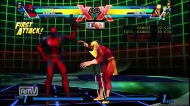 Все комбо Дэдпула в Ultimate Marvel vs Capcom 3