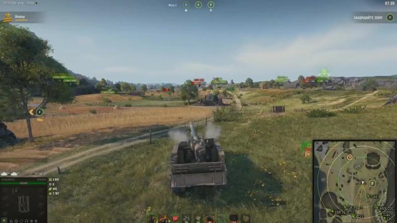 World of Tanks - Cамый простой способ брать топ по опыту