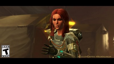 "Star Wars: The Old Republic - Knights of the Fallen Empire - Тизер ""Mandalore""s Revenge"""