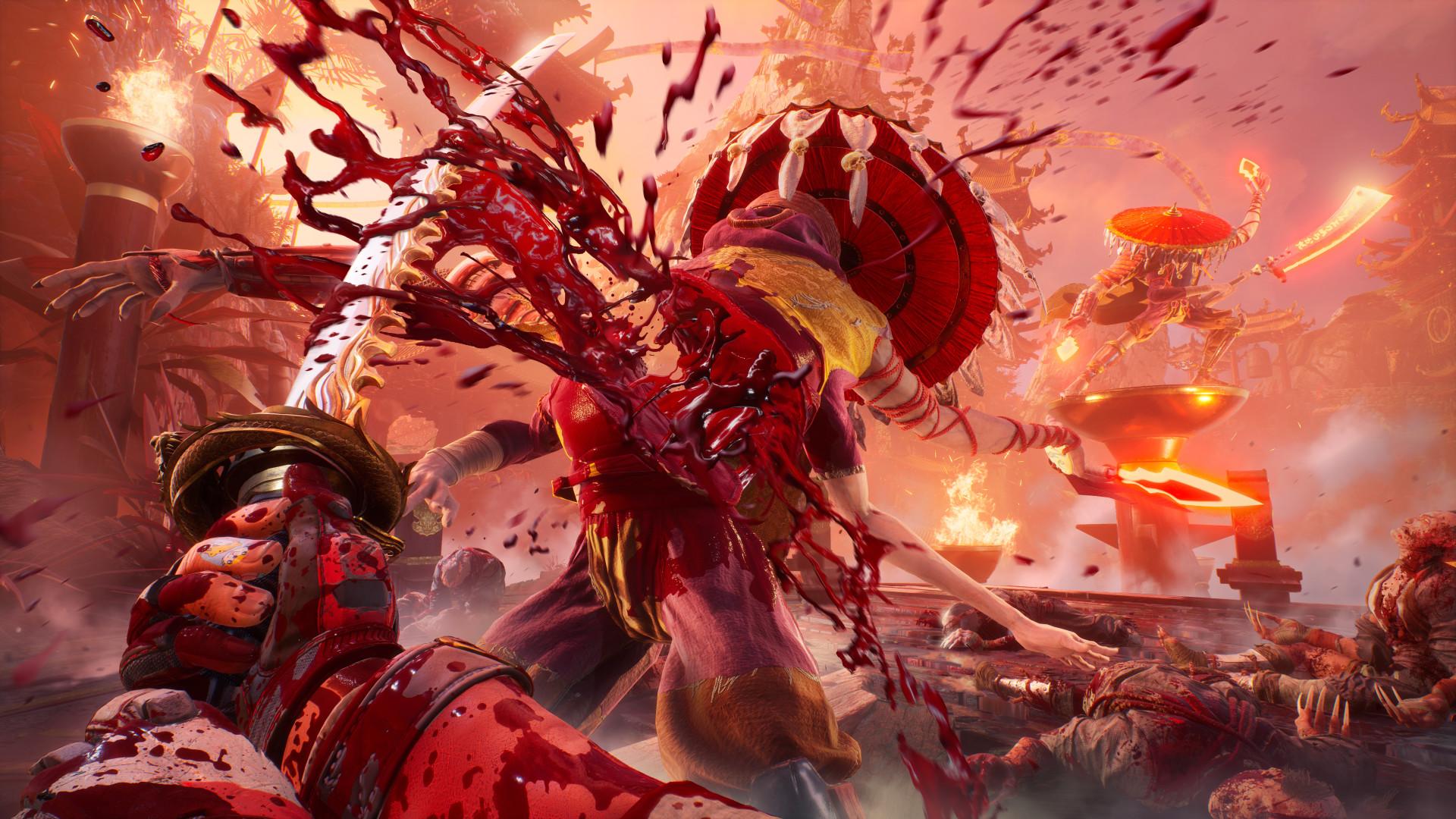 Разработчики Shadow Warrior 3 поделились новыми подробностями