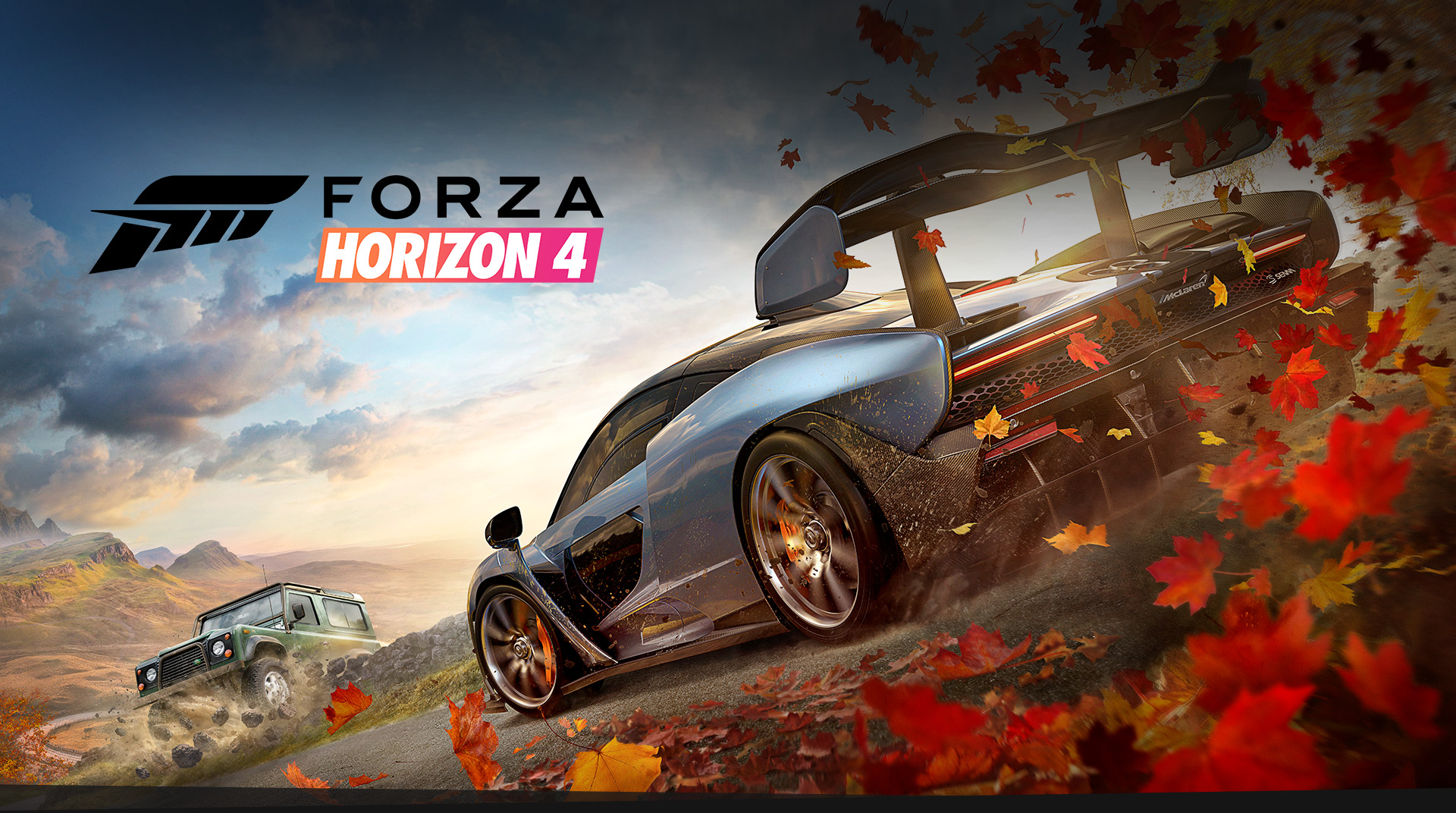 Forza Horizon 4 (MULTIPLAYER) (2018) Crack by CPY