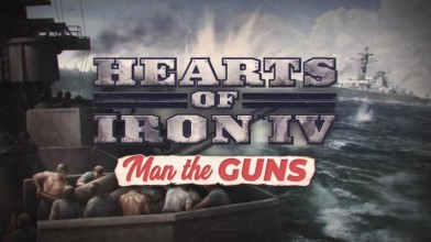 Дополнение Man the Guns для Hearts of Iron IV уже доступно