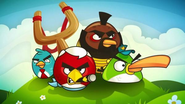 Смотреть онлайн мультики Angry Birds / Энгри Бердз