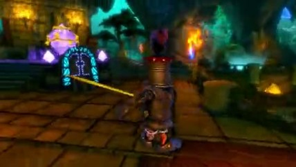 "Dungeon Defenders ""Squire Trailer"""