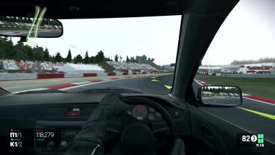 Project CARS - Mitsubishi Lancer Evolution IX