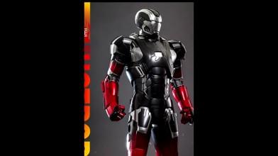 Краткий обзор костюмов Железного Человека (Марк1-Марк46)