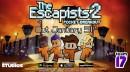 Анонсирующий трейлер мобильной The Escapists 2
