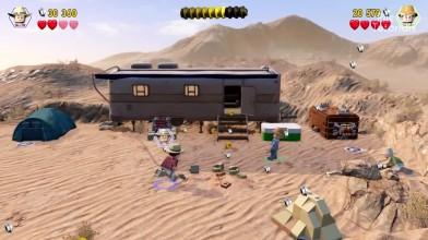 LEGO Jurassic Park пасхалки