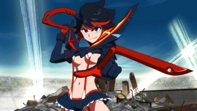 Kill la Kill the Game Выйдет на NS
