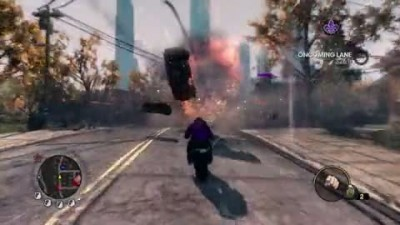 "Saints Row: The Third ""Cherished Memories: Clear the Path"""