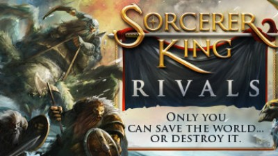 Уничтожь или спаси мир в Sorcerer King: Rivals