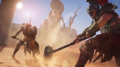 [ТОП] 10 секреток и пасхалок в Assassin's Creed Origins