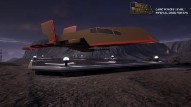 Cтарший художник из Obsidian воссоздает первый уровень Star Wars: Dark Forces на движке Unreal Engine 4