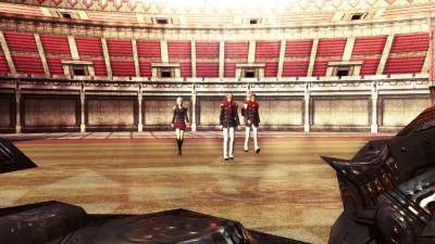 Final Fantasy Type-0 HD - First Boss Battle [PS4]