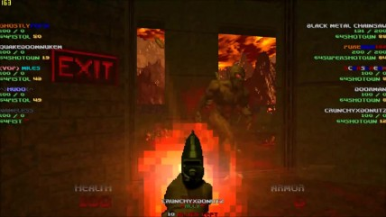 "Doom 2: Hell on Earth ""Brutal Doom 64 Launch Party Server"""