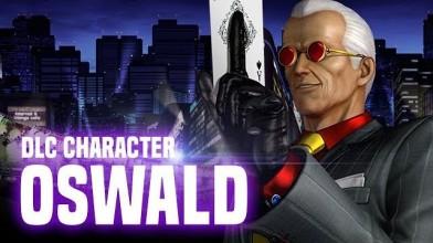Освальд - новый DLC-персонаж для The King of Fighters XIV