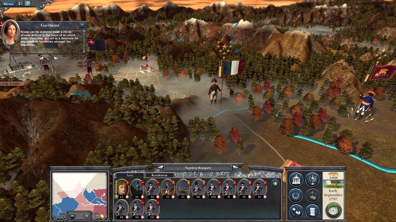 Napoleon: Total War скачать игру торрент бесплатно
