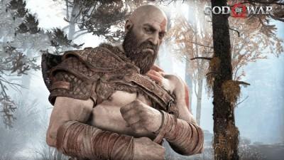Возвращение легендарной God of War?