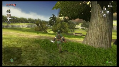 35 минут гемплея The Legend of Zelda: Twilight Princess HD (Eurogamer)