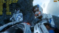 Mass Effect: Andromeda AMD Phenom ii X4 955 GTX 950 (1080,900)
