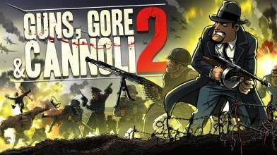 Компания Crazy Monkey Studios объявила дату релиза своего ураганного 2D-платформера Guns, Gore & Cannoli 2