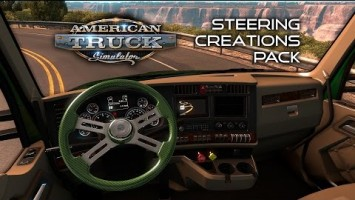Steering Creations Pack для ATS
