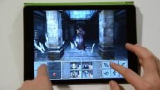 """Legend of Grimrock """"Геймплей iPad-версии"""""""