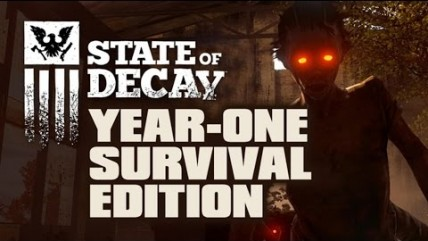 State of Decay: Year-One Survival Edition - Состоялся релиз