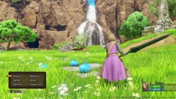 CG-пролог Dragon Quest 11