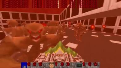 Doom на движке Quake - классика 90-х!