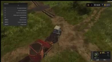 Стрим #1 карта Зеленая Долина Farming Simulator 17