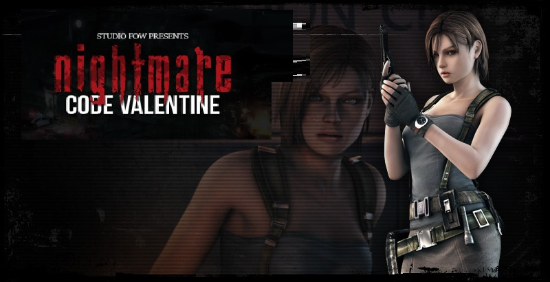 Nightmare: code valentine download