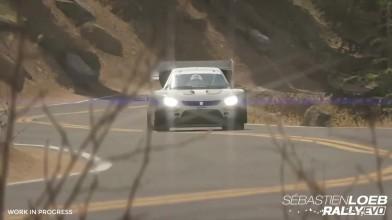 Sebastien Loeb Rally Evo: Трейлер «Автомобили Pikes Peak»