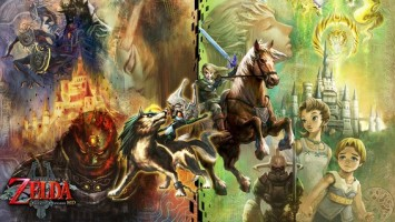 Свежие подробности The Legend of Zelda: Twilight Princess HD
