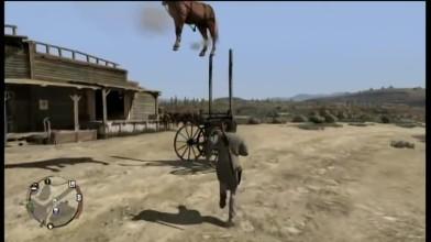 Red Dead Redemption - Сумасшедшая повозка