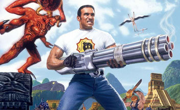 Serious Sam HD: The Second Encounter вышла в России