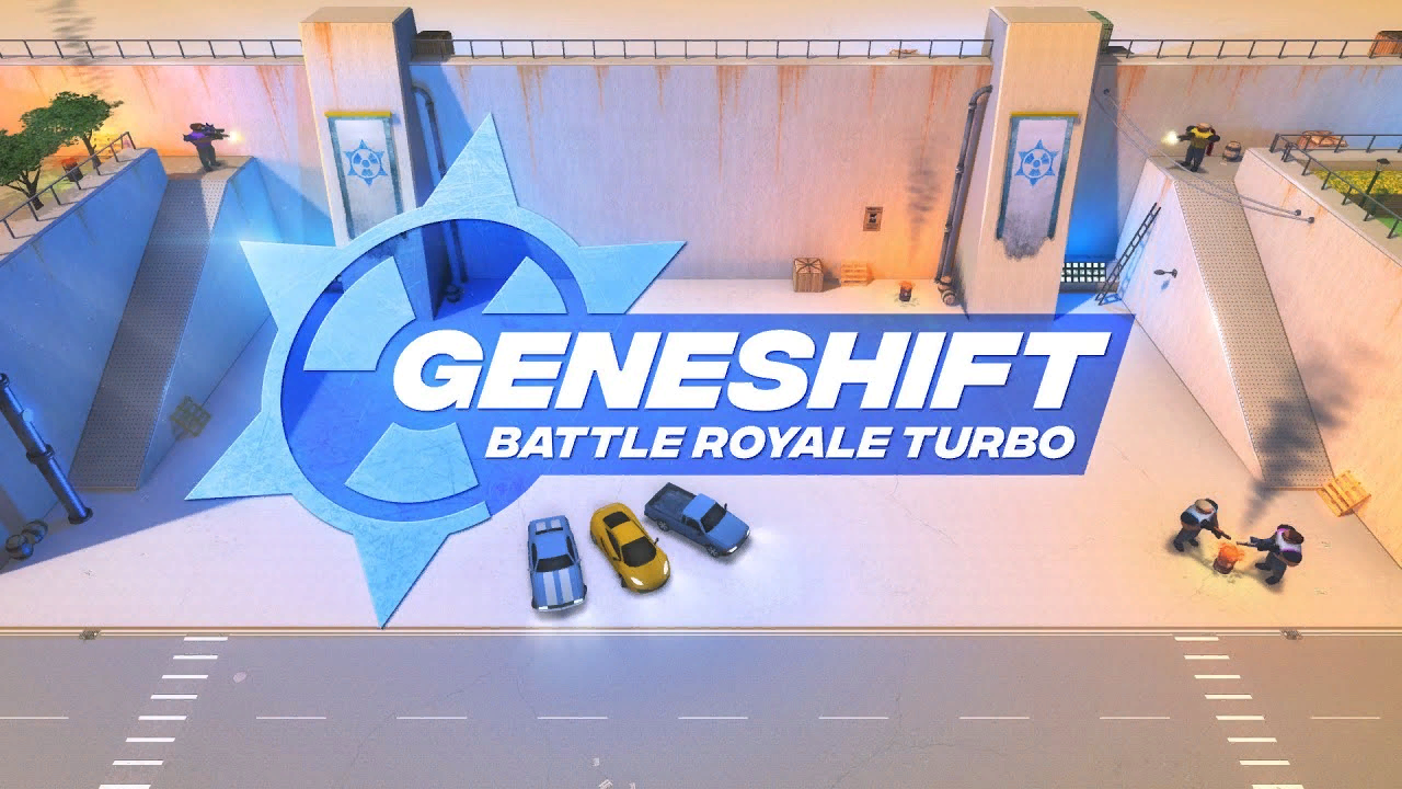 Раздача Geneshift: Battle Royale Turbo бесплатно в Steam!