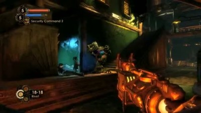 "BioShock 2 ""Gameplay Montage"""