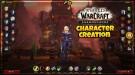 В World of Warcraft: Shadowlands изменят экран создания персонажа