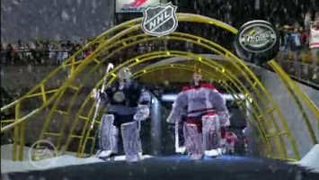 "NHL 12 ""Winter Classic Trailer"""