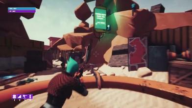 Анонсирована королевская битва Crazy Justice - первая игра в жанре для Switch