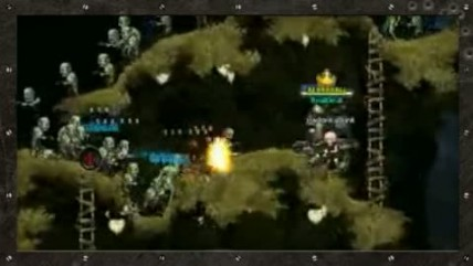 "Metal Assault ""Heavy Artillery Trailer"""