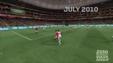 Лучшие голы в FIFA 11.