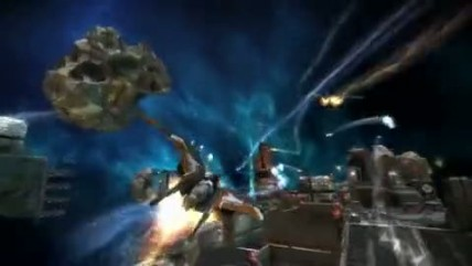 "Starhawk ""Public Beta Gameplay Trailer"""