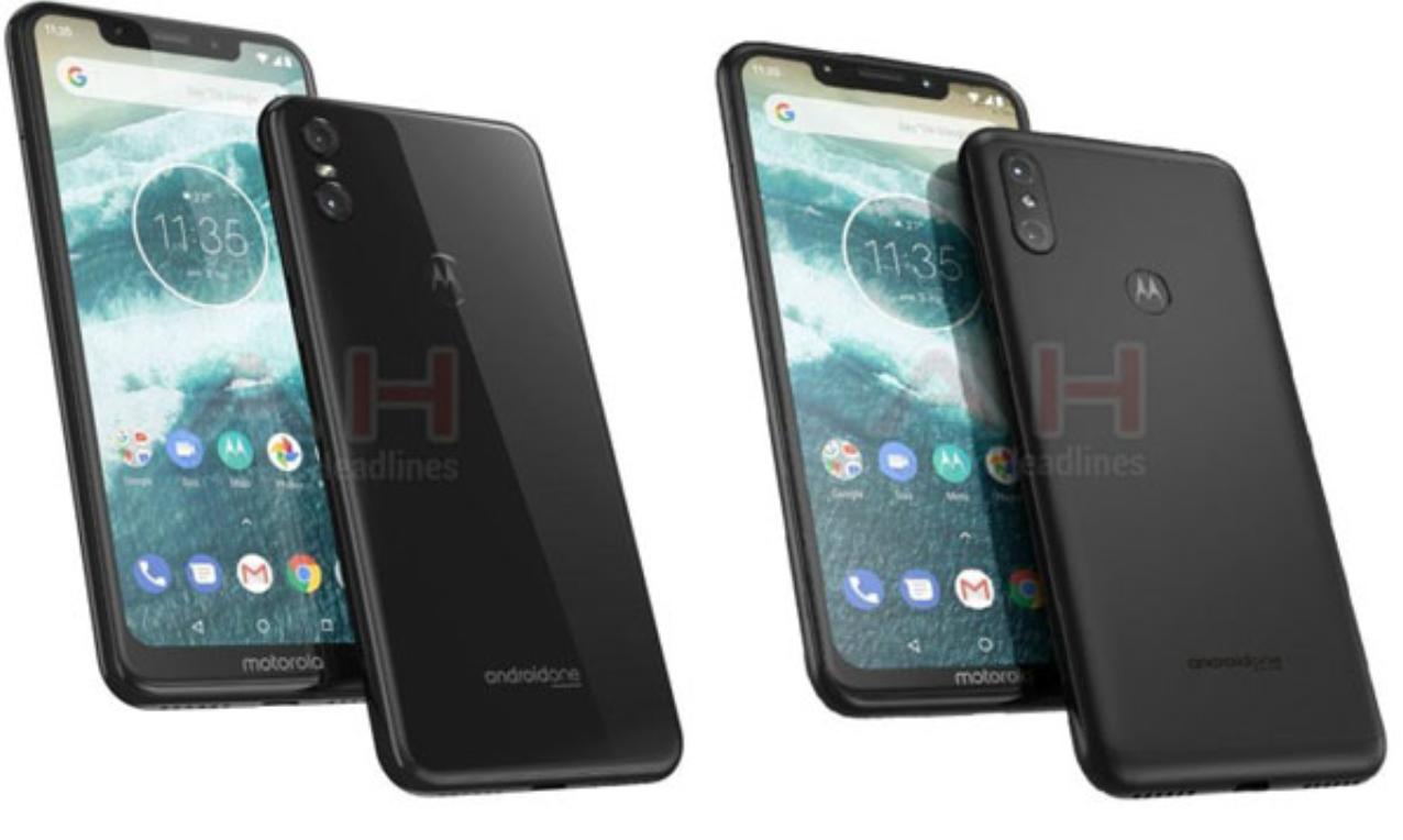 Motorola готовит два новых смартфона